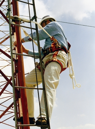 Tower Safety Cables - Safety Devices